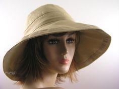 Scala Desert Hat Ladies UV Sun Protection UPF 50+ Wide Brim LC-399 Wide f3678a520823