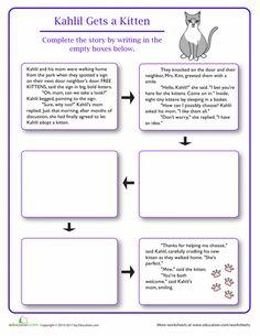 Free Printable Children's Worksheets & Educational Books