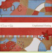 FREE Digital Scrapbooking Kit - Unplanned Outing Correen Silke