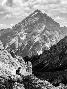 Antelao dalla Forcella Rossa - Dolomiti Cortina d'Ampezzo