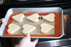 These really are Perfect Cream Cheese Sugar Cookies! They're made with REAL cream cheese and aren't too sweet. These don't need to be chilled before baking and don't spread! Cream Cheese Sugar Cookies, Sugar Cookie Dough, Sugar Cookies Recipe, Cookie Recipes, Icing Recipes, 6 Cake, Oven Canning, Pumpkin Pie Spice, Cakes And More