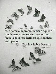 #Maravilloso #Inevitable #Desastre #Travis #Frases #Libro