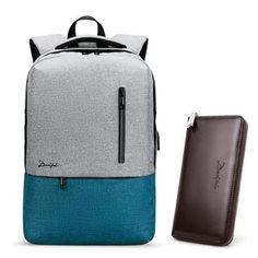Travel 15.6inch Laptop Backpack For Women Men - wearGG Laptop Backpack 393b73fa45dab