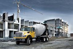 International Trucks by Jorge Cardenas, via Behance