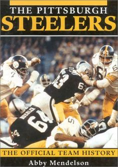 pittsburgh steeler, book