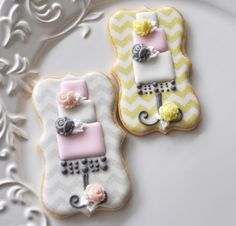 Wedding Cake Cookies | Cookie Connection