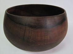 "Authentic Dan DeLuz 8"" Koa Wood Bowl Hawaiian Signed by Artist (lived 1934-2012) | eBay"
