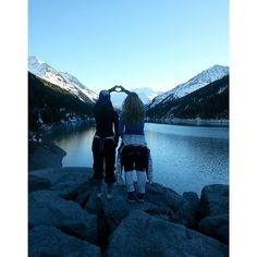 Skiing #Kaunertal #lovetirol Heart Shapes, Mountains, Winter, Nature, Travel, Image, Winter Time, Naturaleza, Viajes