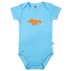 Amazon.com: Hudson Baby Baby-boys Bamboo Animal Bodysuit: Clothing