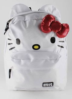 hello kitty bow backpack $29.95