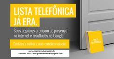 Empresários, não deixem seus clientes na mão, divulgue sua empresa para ser encontrado. http://www.omb100.com/centro-araras-sp