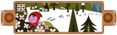 Doodle - 200° anniversario delle Fiabe dei fratelli Grimm #7
