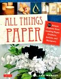 all things paper book cover