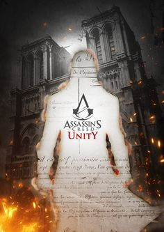 "French Revolution – I tried to make this look a bit rough and ""used"" to fit the revolution theme and i actually used some real French revolution document on the background. Assassins Creed Black Flag, Assassins Creed Series, Assassins Creed Unity, Arno Dorian, Assassin's Creed Chronicles, All Assassin's Creed, Hidden Blade, Desenho Tattoo, French Revolution"