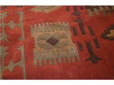 8x10 NEW custom Nourison Sierra rug - 100% New Venezuelan Wool, Handmade