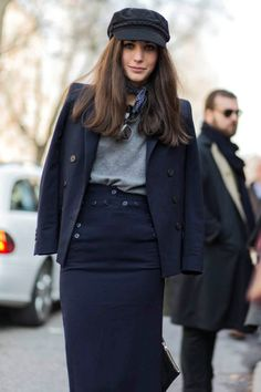 winter street style tips - Image 49