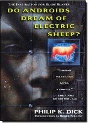 """Written by Philip K Dick- basis for the movie Blade Runner. Philip K Dick also wrote the short story that the movie """"The Adjustment Bureau"""" was based on. Good Books, Books To Read, My Books, Science Fiction Books, Pulp Fiction, Fiction Movies, Philip K Dick, Electric Sheep, Books Everyone Should Read"""
