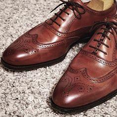 http://chicerman.com  gentlemenclover-com:  @alfredsargent #wristshot AS Hunt  http://ift.tt/1IHLoik  #bespoke #sartorial #classic #mensshoes #mensstyle #wiwt #wristshot #gentlemen #dandy #dapper #sarto #apparel #wiwt #lookbook #alfredsargent #men #mnswr #sprezzatura #dandy #madetomeasure #ootd #ootdmen #classicshoes #hunt #sartorial  #menshoes