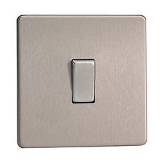 Buy Varilight 1 Gang 2-Way Rocker Switch Online at johnlewis.com