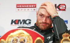 World Heavyweight boxing champion Tyson Fury tested positive for cocaine! | MarylinMag