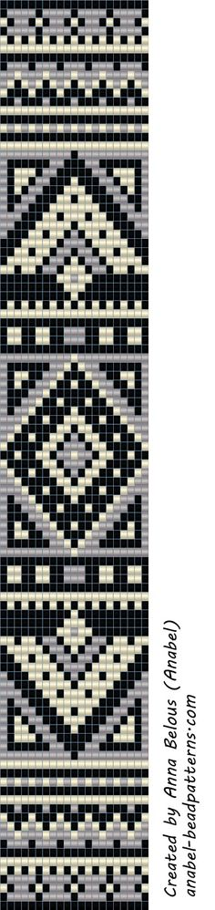 Free bead patterns -
