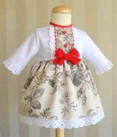 """Vestido """"Flor de invierno"""""""
