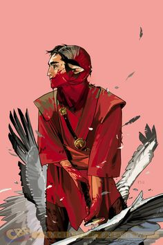 Saga 7  Cover by Fiona Staples  Story by Brian K. Vaughan