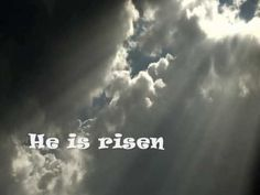 A Homemade movie featuring the lyrice to the song Celebrate Jesus. Happy Easter everyone Happy Easter Everyone, He Is Risen, Love Him, You And I, Worship, Blood, Singing, Songs, Celebrities