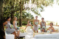 crystal + eric | a destin bay house wedding