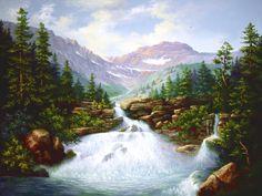 40468 Glacier National Park