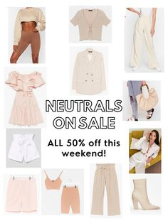 Neutral clothing