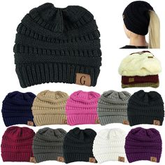 4ea2d2fcfd3 The Knit Baggy Beanie is the perfect item for any winter wear. The hat is  specially designed to give you a style that will keep your head warm.