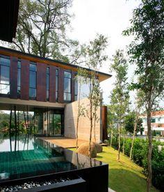 K2LD Architects | The Windcatcher House