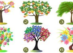 Ismerd meg önmagad! Csak válassz egy fát és tudd meg, mit árul el rólad!