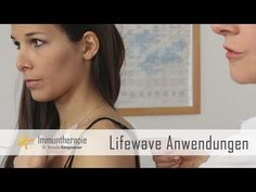 LifeWave Patches Anwendungsbeispiele Knie Schulter Rücken Bauch