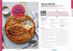 Fancy Fish Pie by Francesca Unsworth http://www.london-pantry.co.uk/