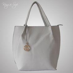 LYDC - LONDON - Tasche Henkeltasche Shopper - Bag Schultertasche Einkaufstasche