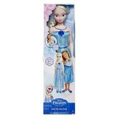 Only At Target Disney Frozen My Size Elsa Doll $59.99