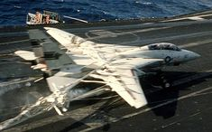 F-14 Tomcat crash barricade landing - Google Search