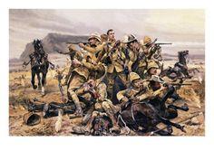 Bataille de Maiwand (R.C.Woodville)