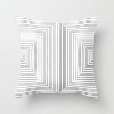 Greek 2 Throw Pillow by Bitart - Cover x with pillow insert - Indoor Pillow Scandinavian Bedroom, Scandinavian Design, Nordic Home, Bohemian Decor, Pillow Shams, Decorative Pillows, Modern Design, Bedroom Decor, Tapestry