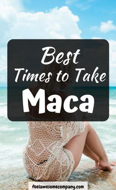 When Should Maca Be Taken? (A Helpful Guide) -Best Times! - Women Health Tips Maca Dosage, Maca Benefits, Health Benefits, Health And Wellness, Health Tips, Mental Health, Brain Nutrition, Extra Work, Bad Timing
