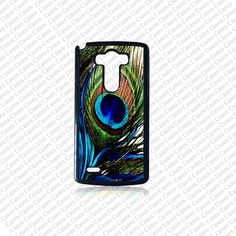 LG G3 case Lg G3 Phone case Peacock Feather  Lg G3 by KrezyCase, $12.99