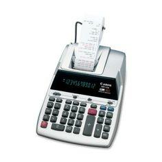 Calculadora Canon MP11DX Printing Calculator #Calculadora #Canon