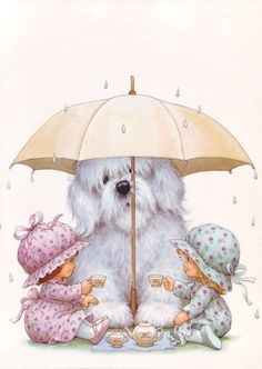 ಌ●‿✿⁀Rainy Days‿✿⁀●ಌ  ~~Ruth Morehead