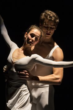 etoilesoftheopera:  Alice Catonnet and Hugo Marchand Photo: 7Days UAE