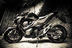 Photograph Kawasaki Z800 by Mehdi Naseeruddin on 500px