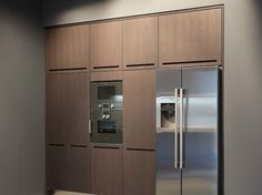 Fitted kitchen ZERO by RIFRA