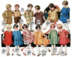 children's antique clothing 1920s - Google Search
