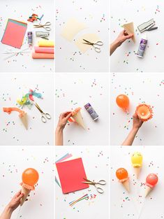 Ice cream theme party props - Aasavari Deshpande Kasralikar - Beyond Binary Mini Ice Cream Cones, Ice Cream Theme, Ice Cream Party, Party Props, Diy Party, Birthday Party Invitations, Birthday Party Themes, Happy Birthday Greetings Friends, Simple Birthday Decorations
